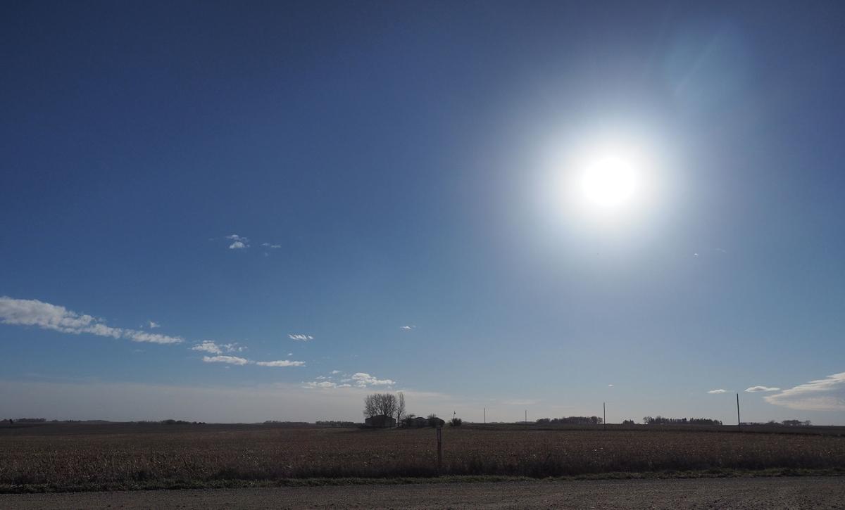 Sunny day in Cherokee