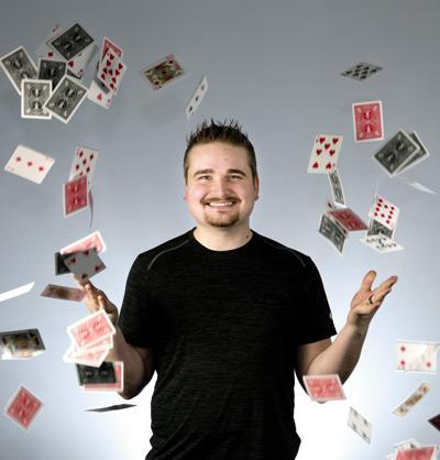 Magician Corey Fravel - COVER