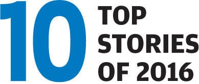 No. 10 story of 2016