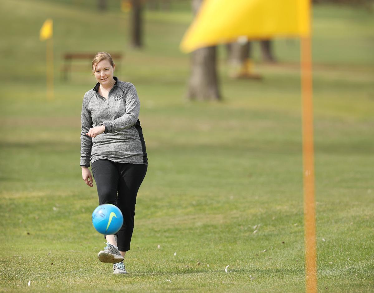 Footgolf at Sun Valley Golf Course