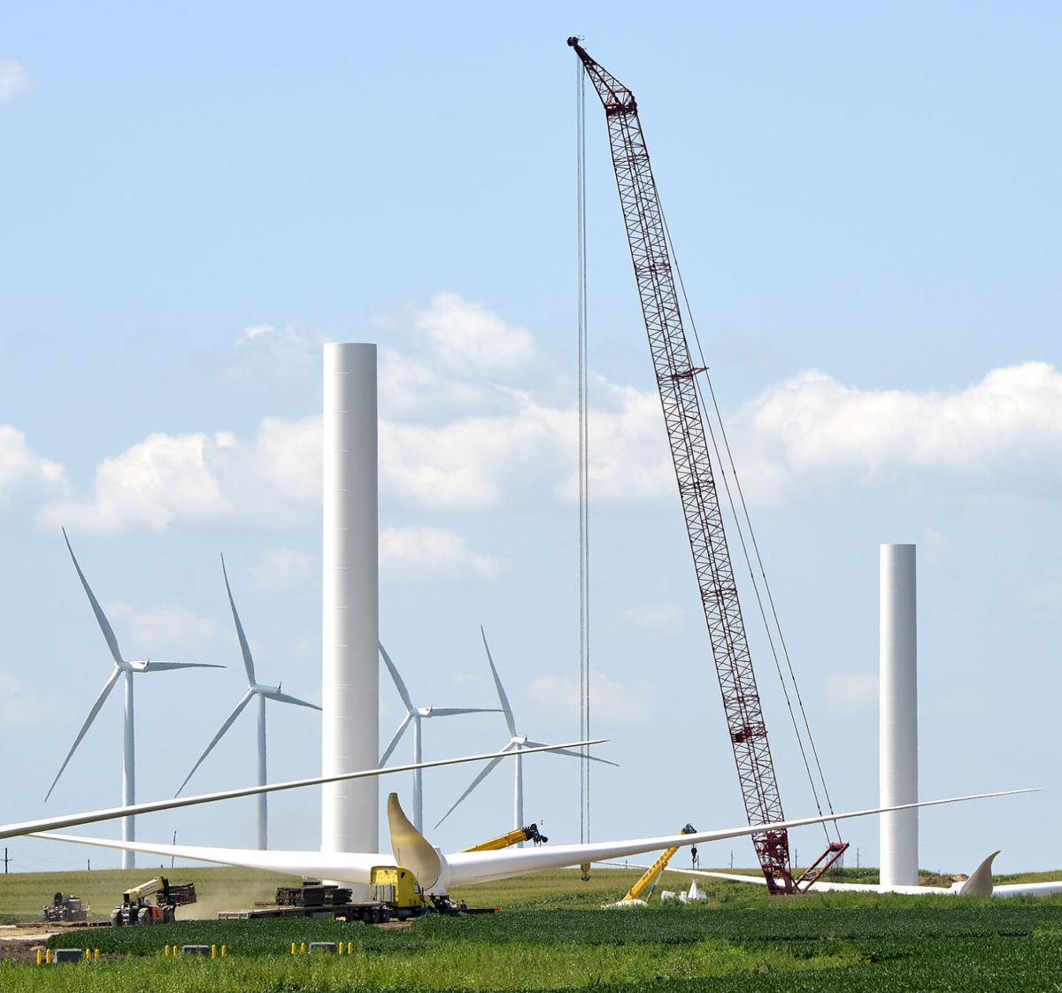 Primghar wind farm
