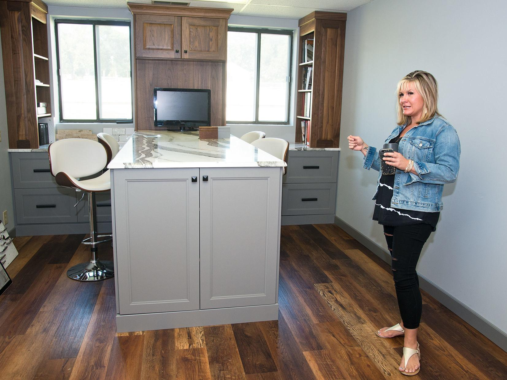 sioux city designer gives tips for staying on budget with a