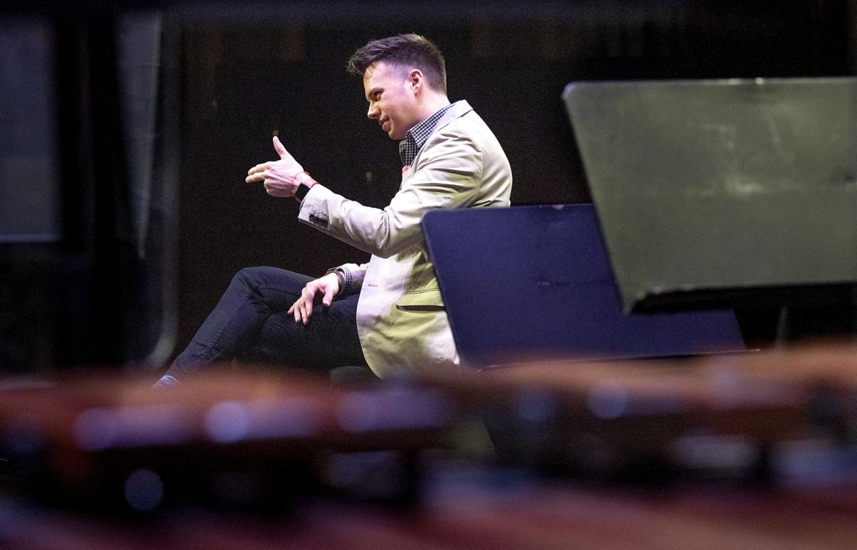 Sioux City Symphony Ryan Haskins