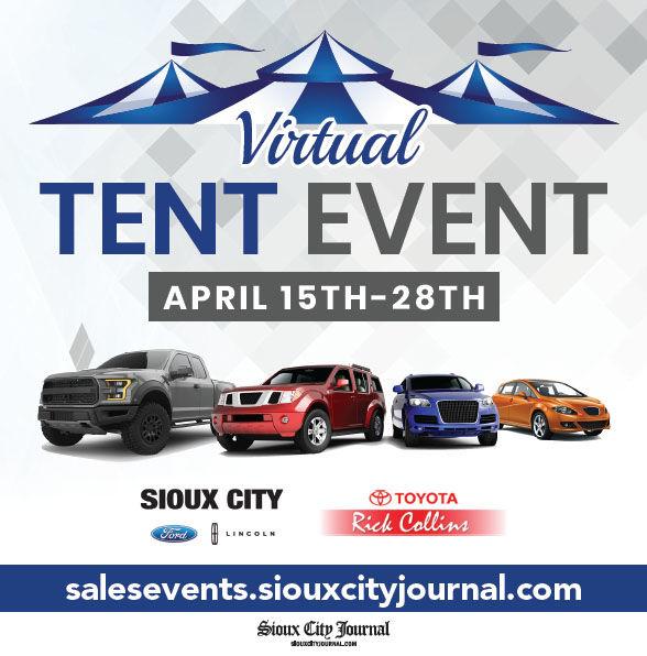 Virtual Tent Event