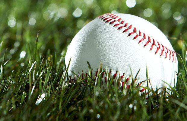 Stock sports baseball