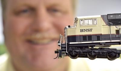 Model railroad convention