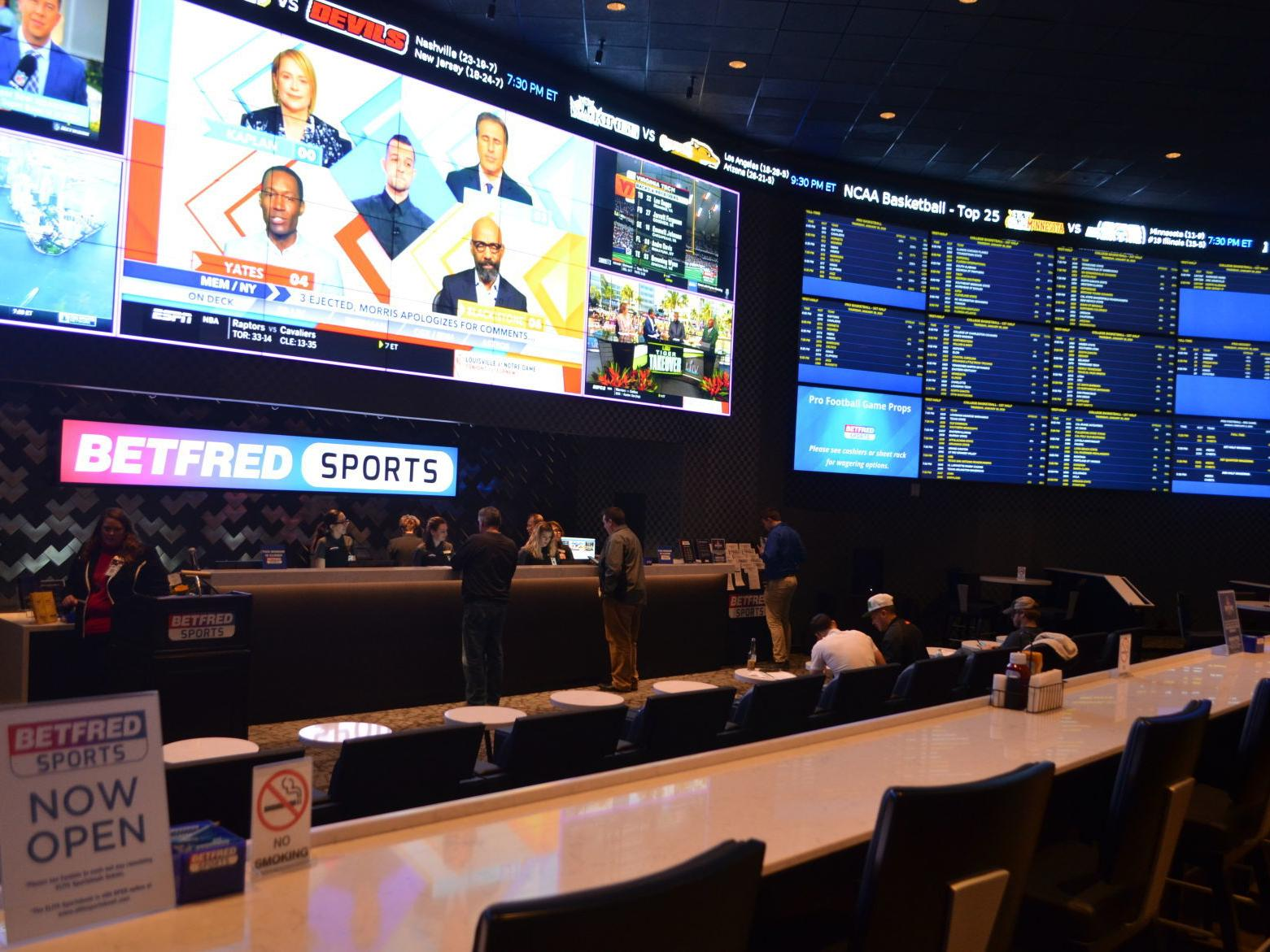 betfred sportsbook betting odds