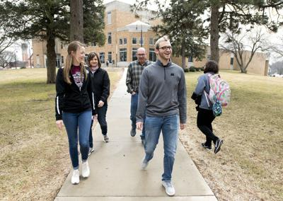 Morningside College admissions student ambassador