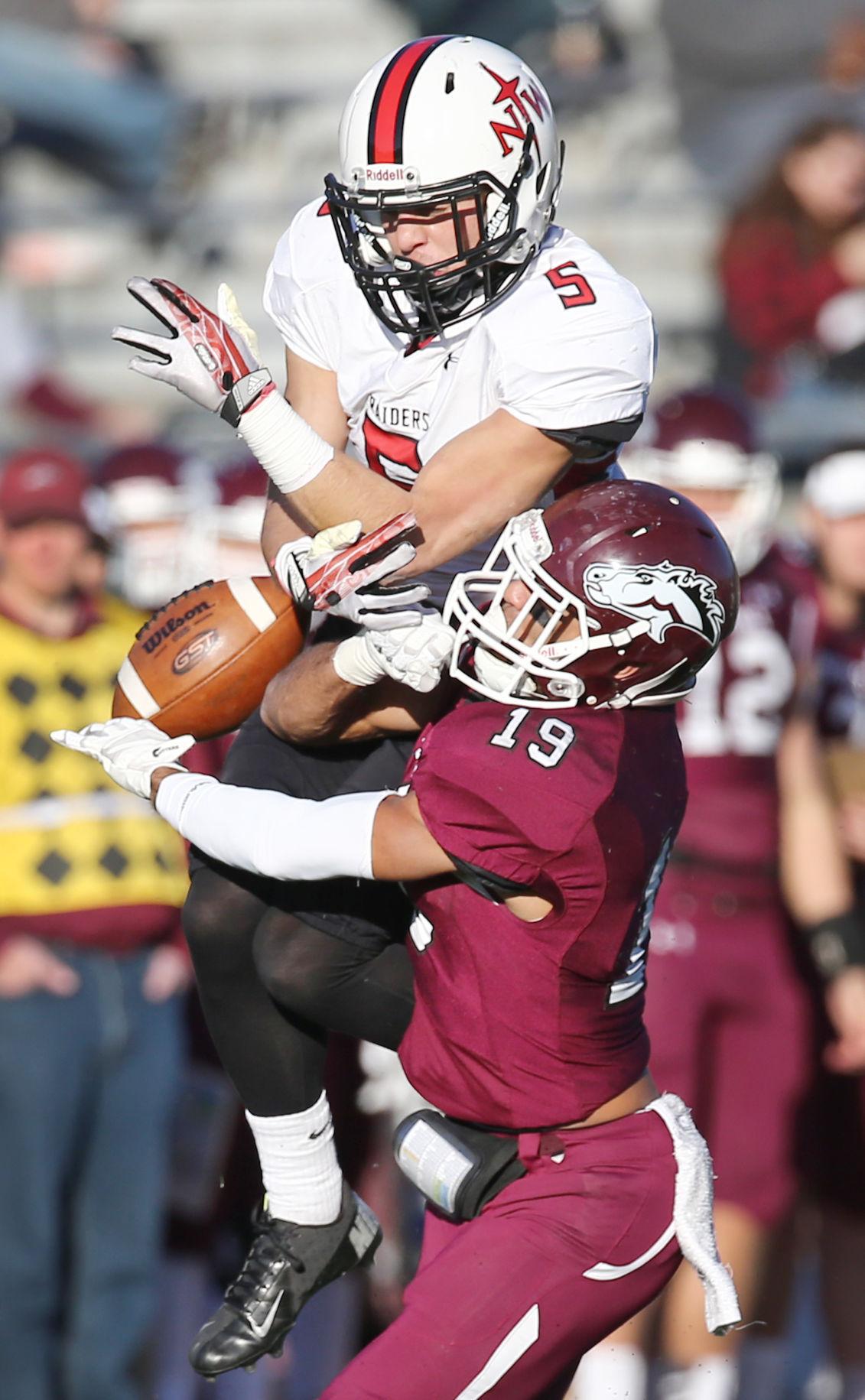 Northwestern at Morningside College football