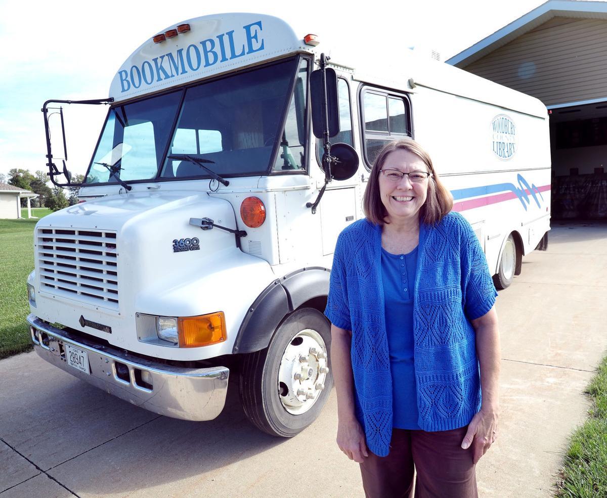 Moville Bookmobile