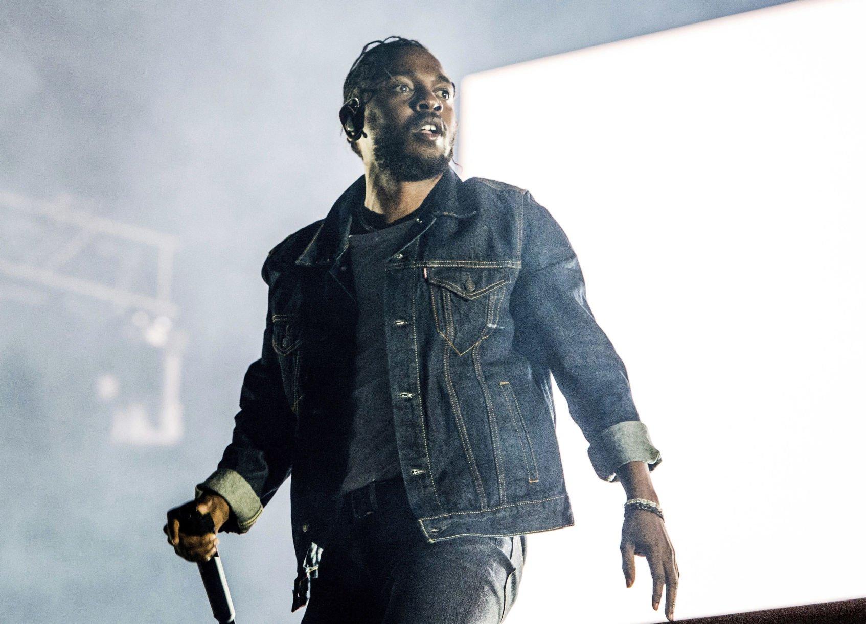 Kendrick Lamar leads contenders for MTV's non-gendered VMAs