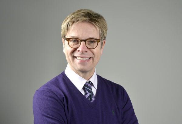 Sioux City Journal editor Bruce R. Miller