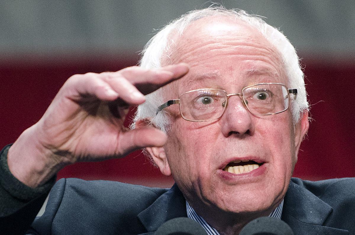 Democratic Bernie Sanders 011916