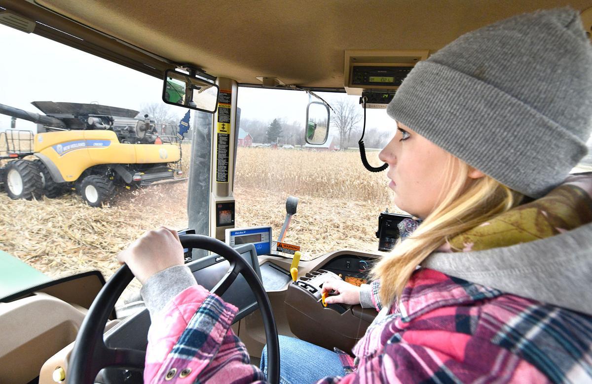 Nebraska Agricultural Youth Council Hannah Borg