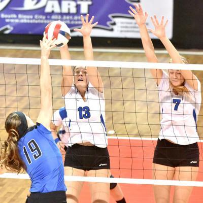 Lindsey Wilson vs Tabor NAIA volleyball