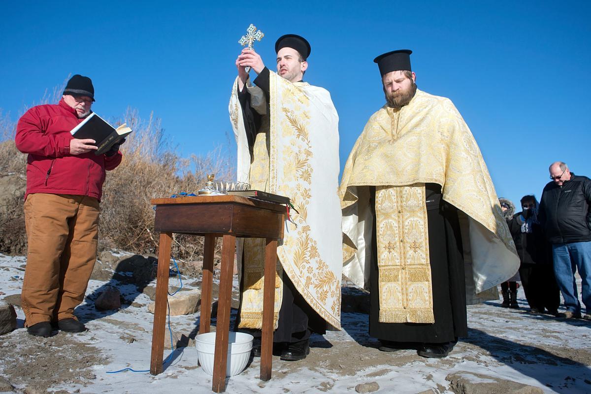 Orthodox River Blessing