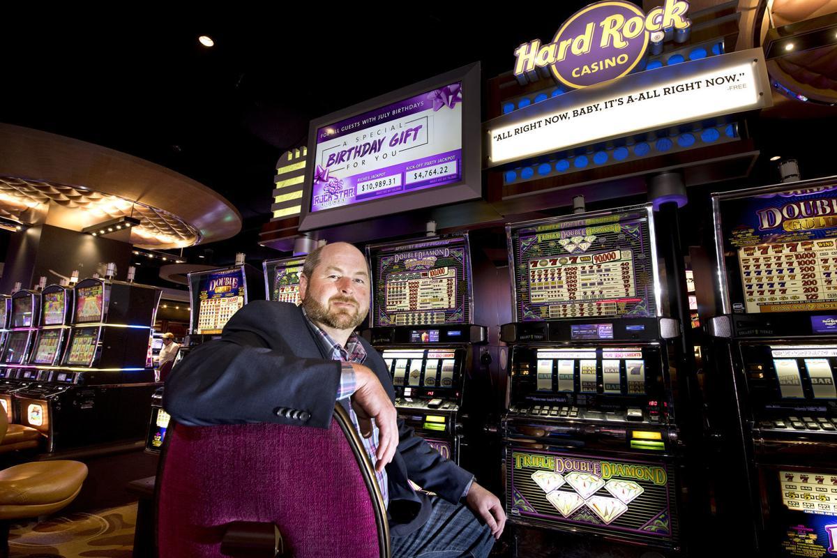 Jim Franke Hard Rock Hotel & Casino
