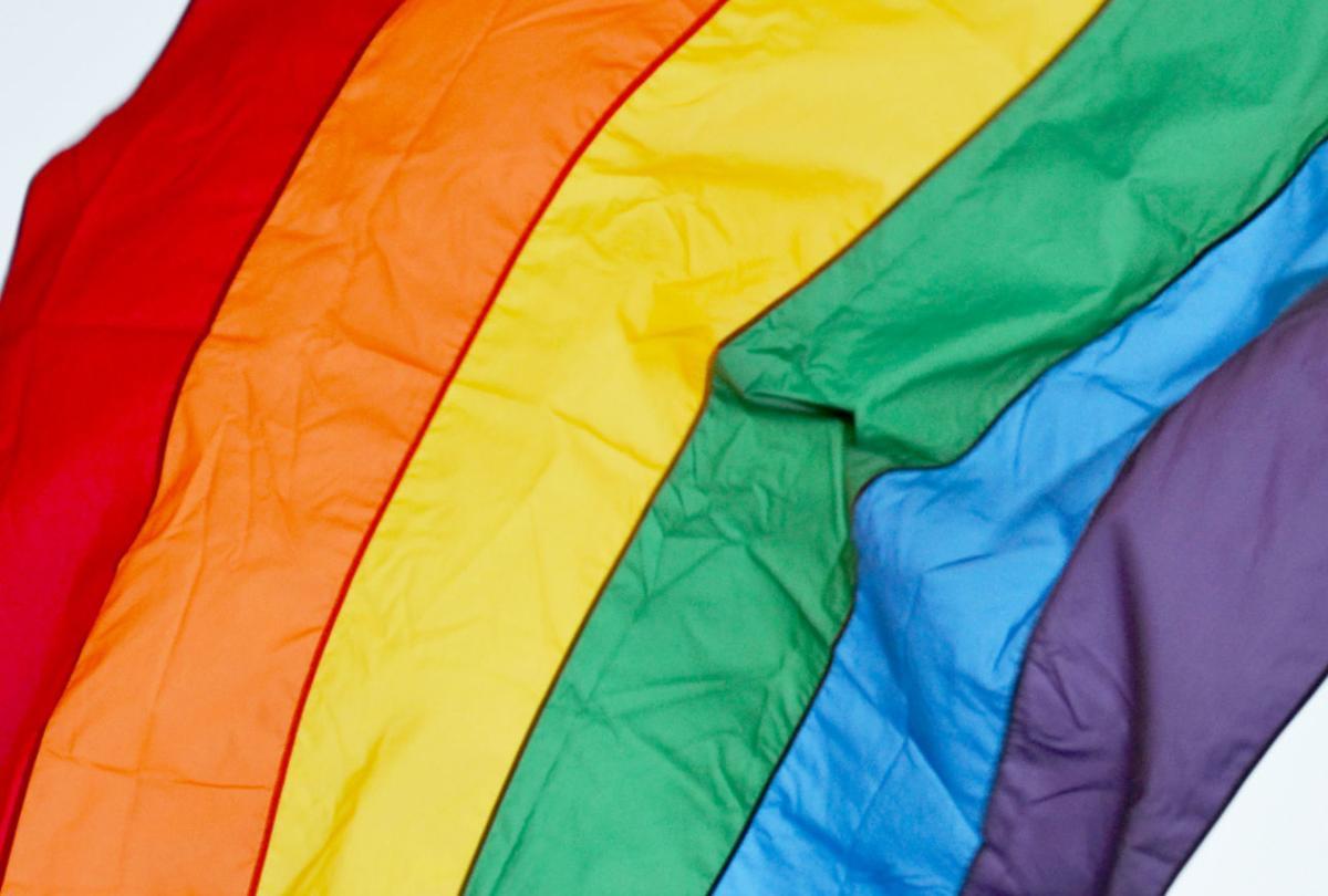 Gay Pride Rainbow Flag (Weekender)