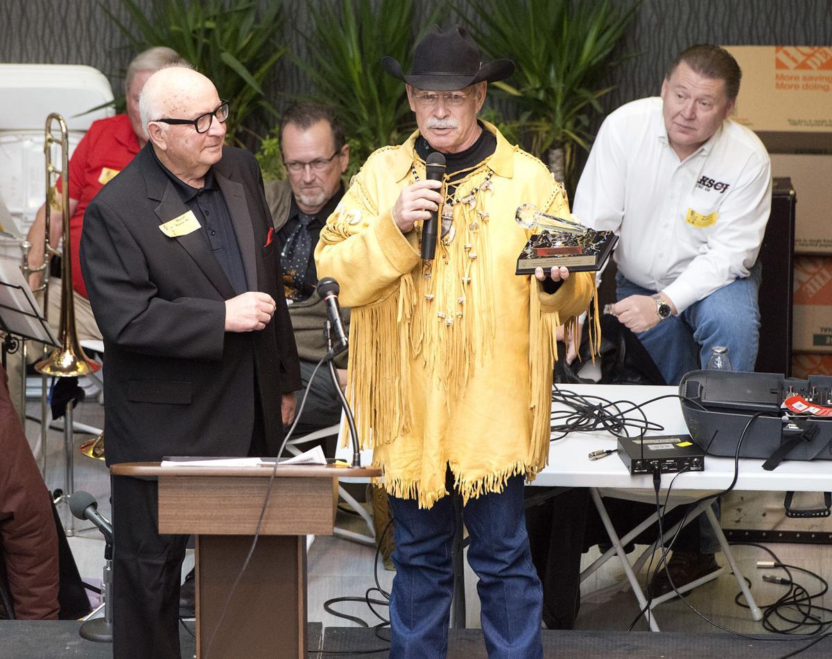 Giving back: Mr  Goodfellow helps Siouxland children enjoy the