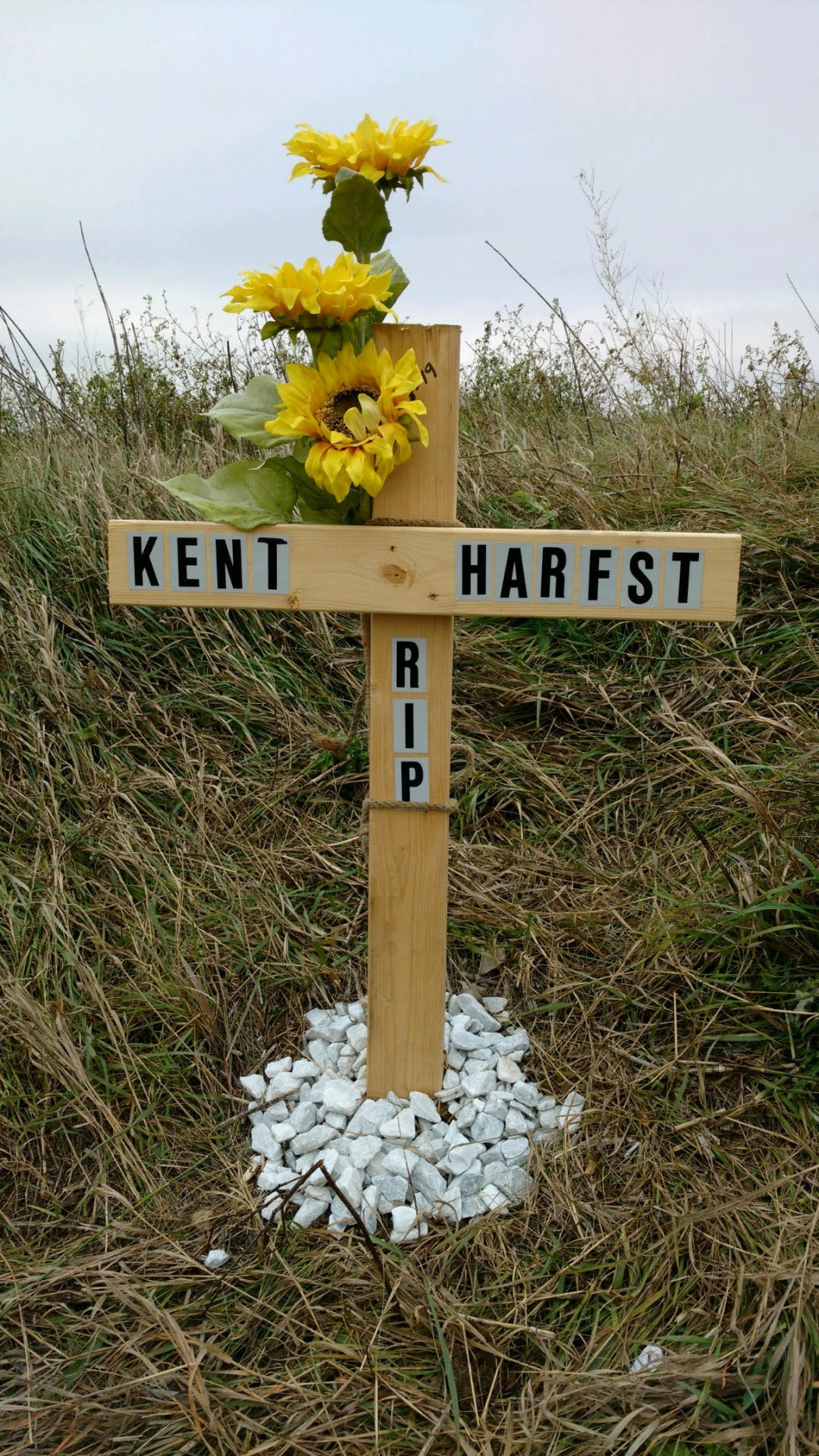 Kent Harfst memorial