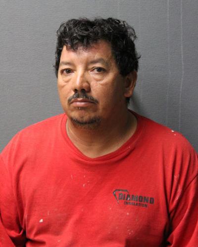 Jose Contreras Mendoza mugshot