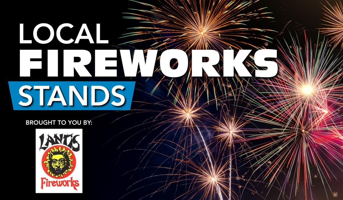Local Fireworks Stands in Siouxland