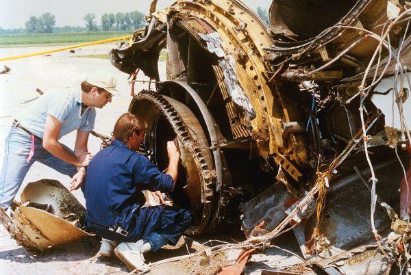 United Flight 232 Crash