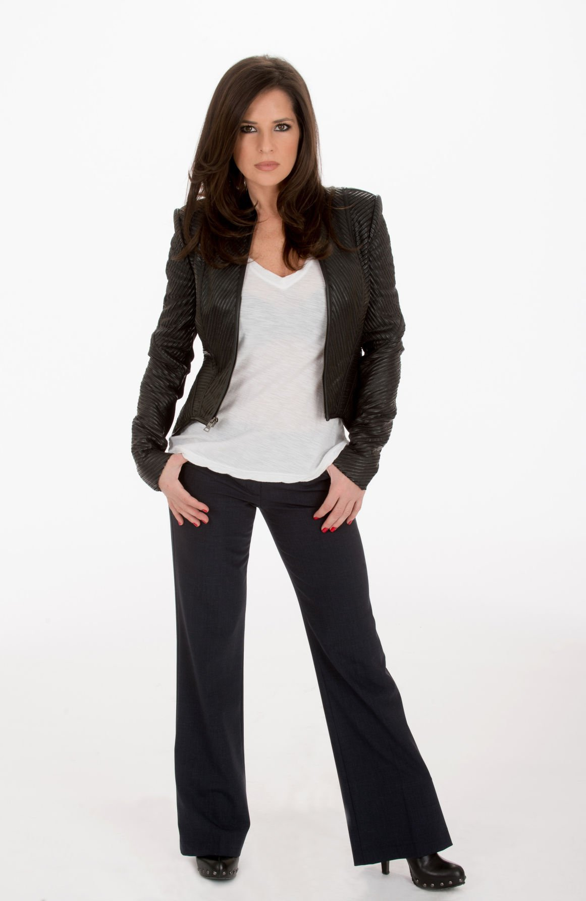The First Kelly Monaco Says Dancing With The Stars