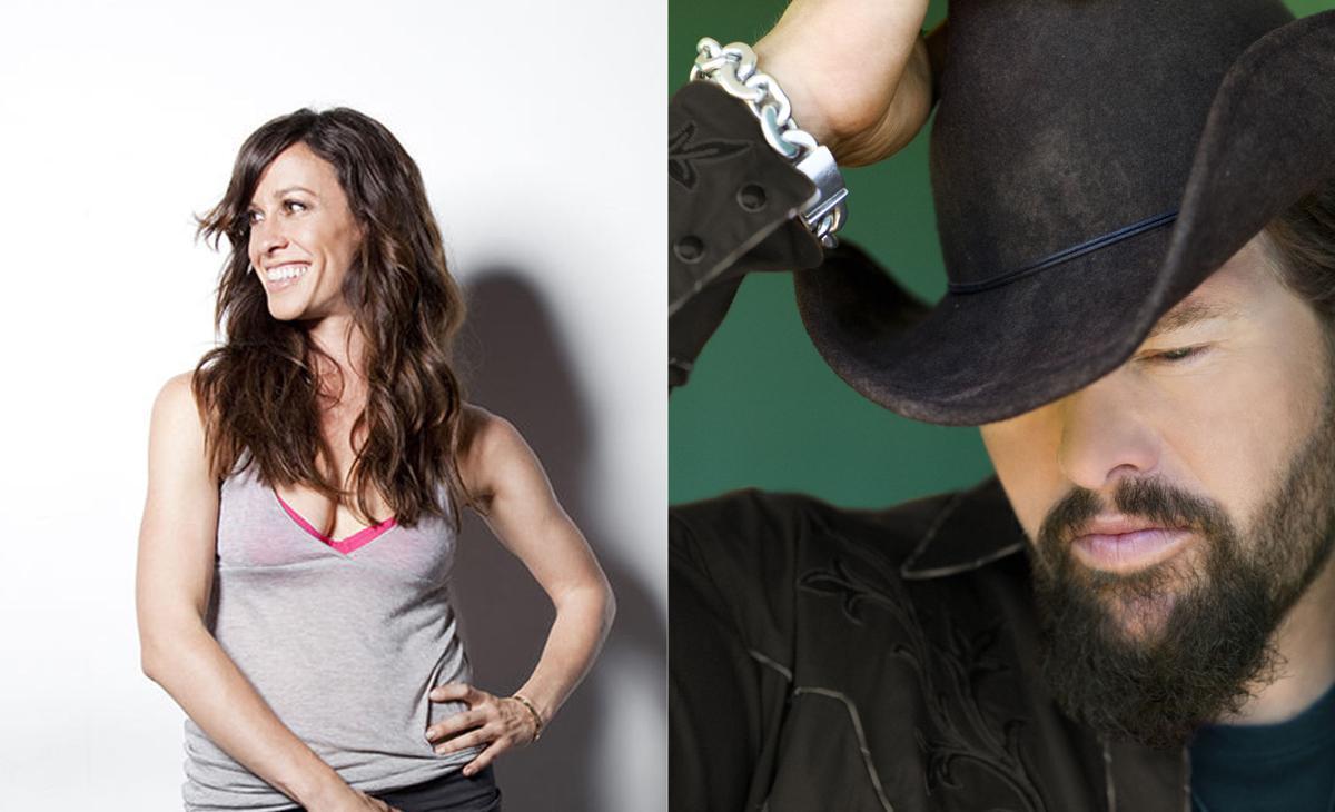 Alanis Morissette & Toby Keith