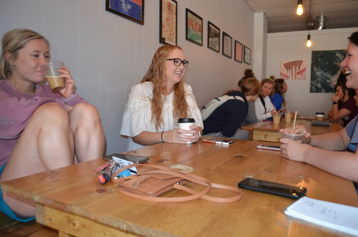 experience coffee class