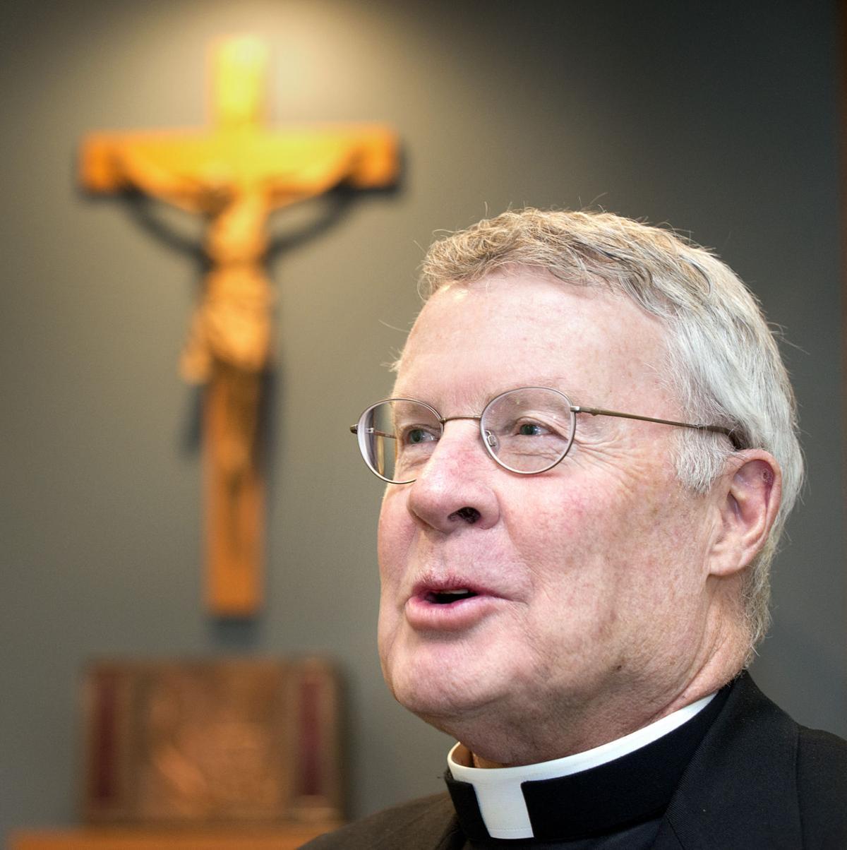 Bishop Nickless
