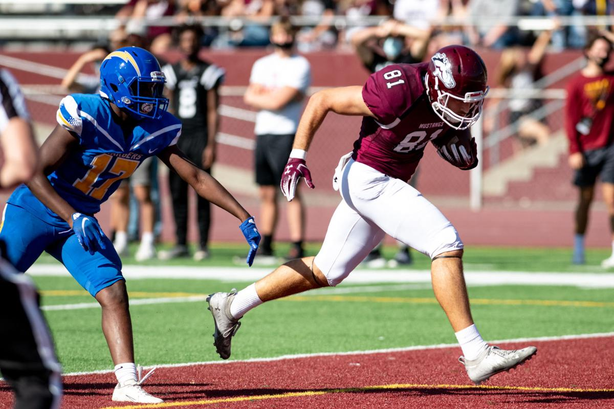 Morningside vs Briar Cliff football