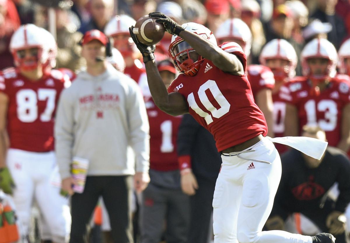 Nebraska Football Roster Casey Rogers - 2021 - Football - University of Nebraska