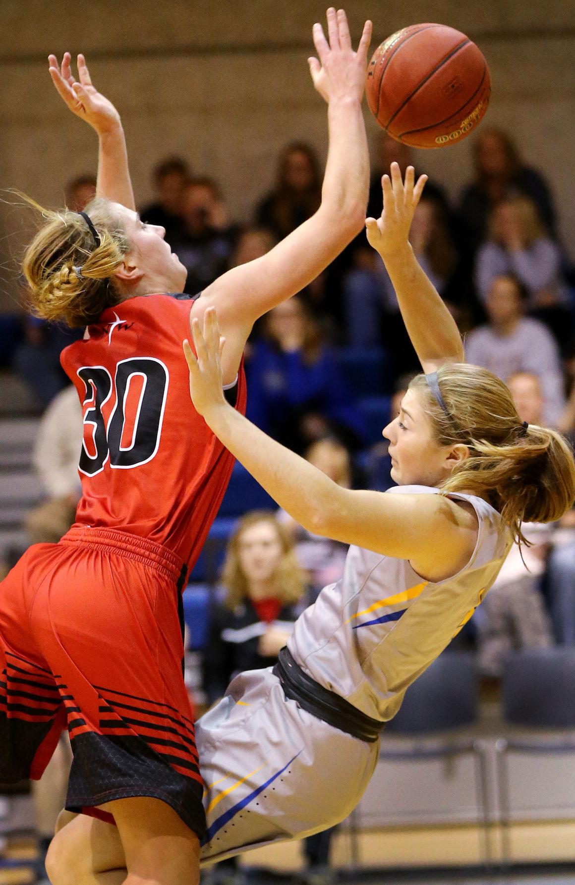 Northwestern at Briar Cliff basketball