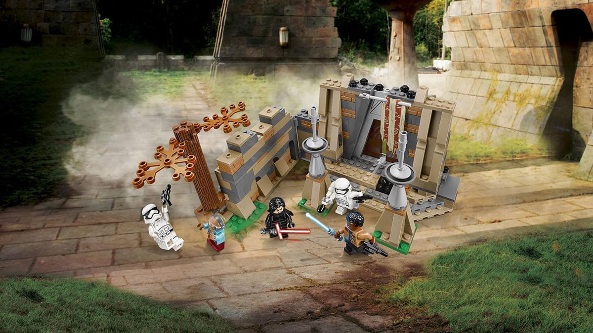 ENTER GAMING-LEGOSTARWARS LA