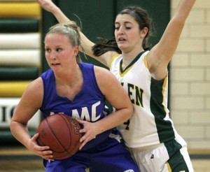Marcus-Meriden-Cleghorn rolls into regionals : High School