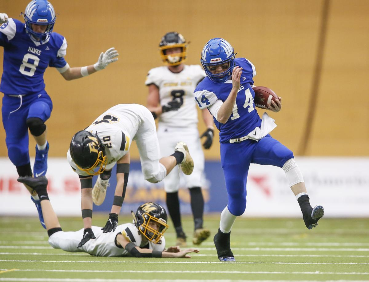 State FBall Remsen St. Mary's vs. Fremont Mills 6