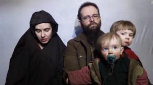 American-Canadian family freed from captivity