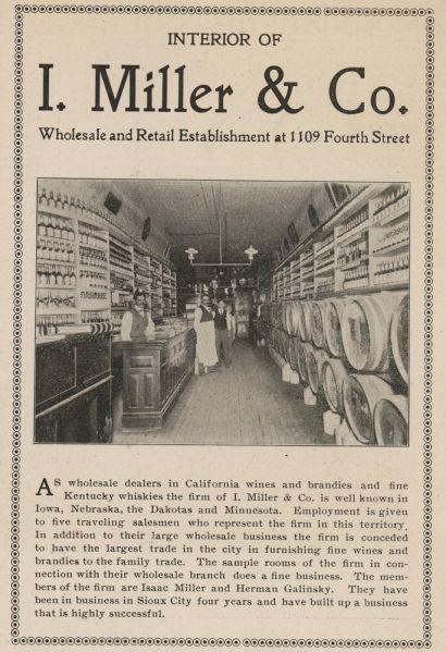 I. Miller & Co.