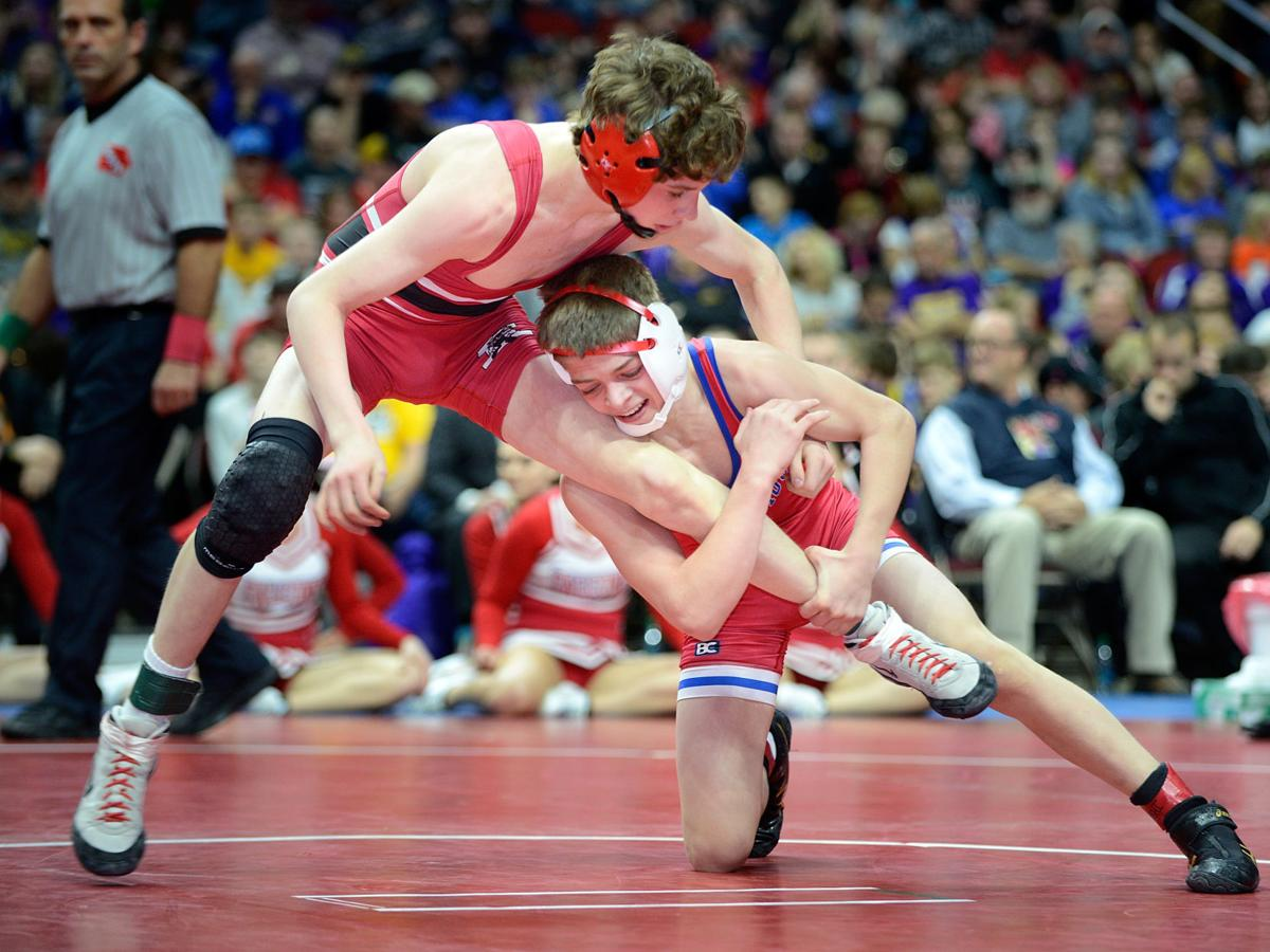 State Wrestling Class 1A Finals