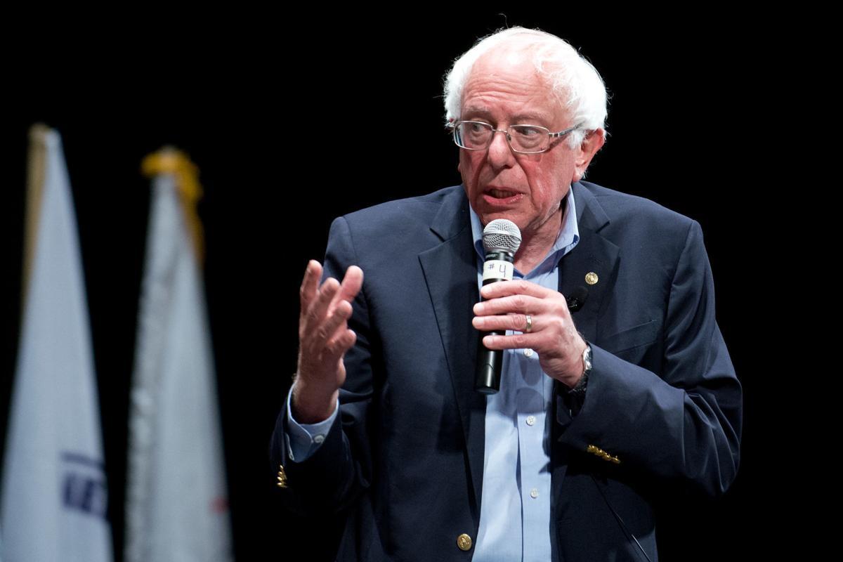 SANDERS: Frank LaMere Native American Presidential Candidate Forum