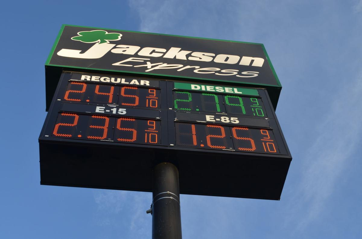E85 Gas Stations >> Jackson gas station offering some of the nation's lowest ...