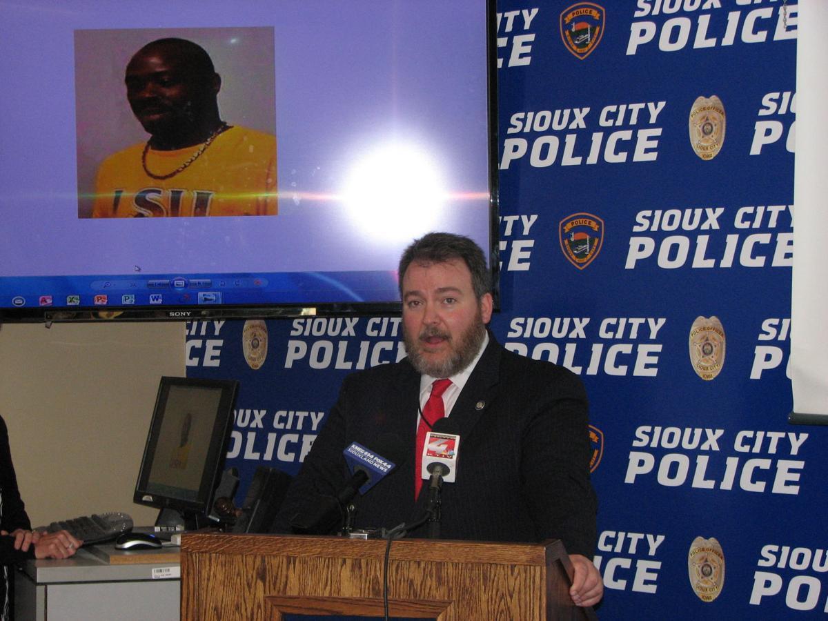 Forde Fairchild press conference