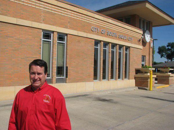 Kelly Flynn, South Sioux City Hall