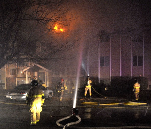 Cause Determined In Glen Oaks Apartment Fire