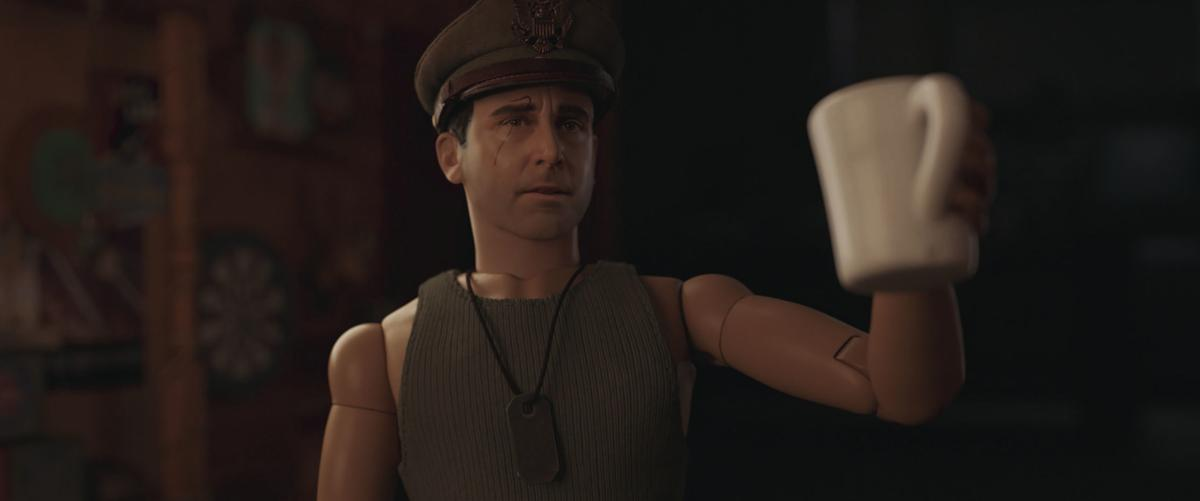 Film Title: Welcome to Marwen