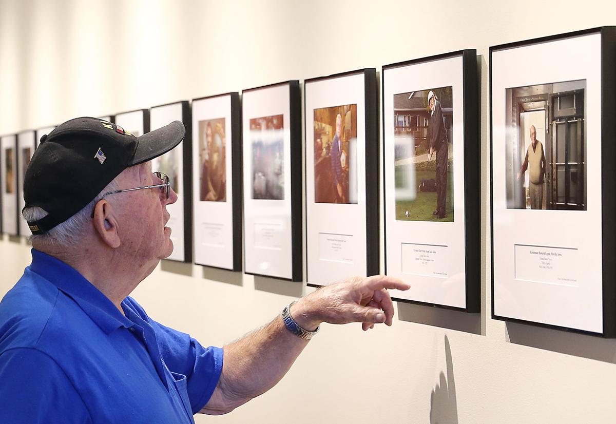 Forgotten War Korea Remembered exhibit