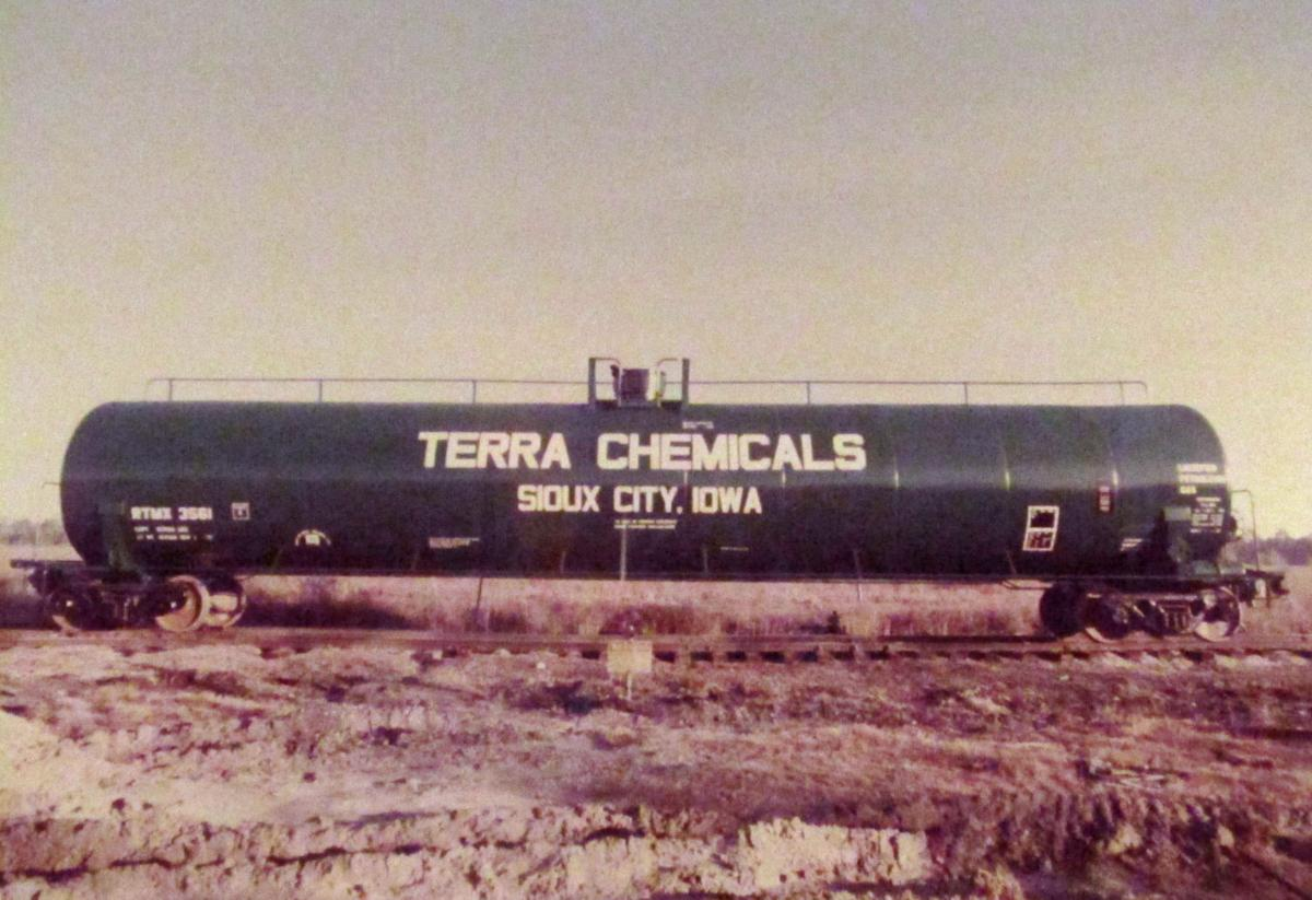 Terra tanker