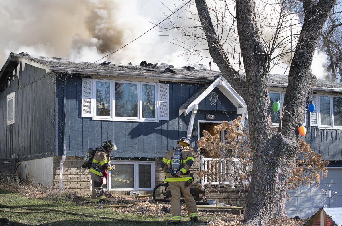 3512 Grandview Boulevard fire