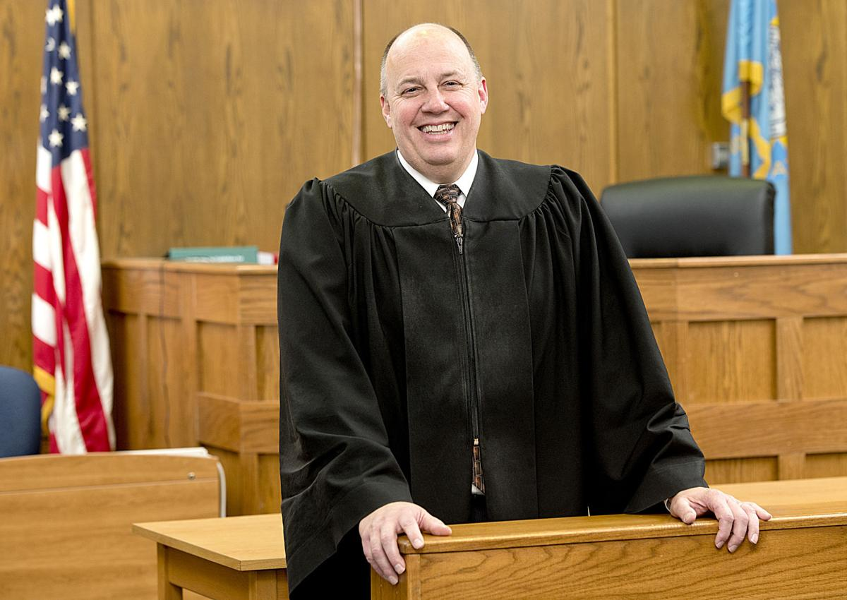 Judge Steven Jensen